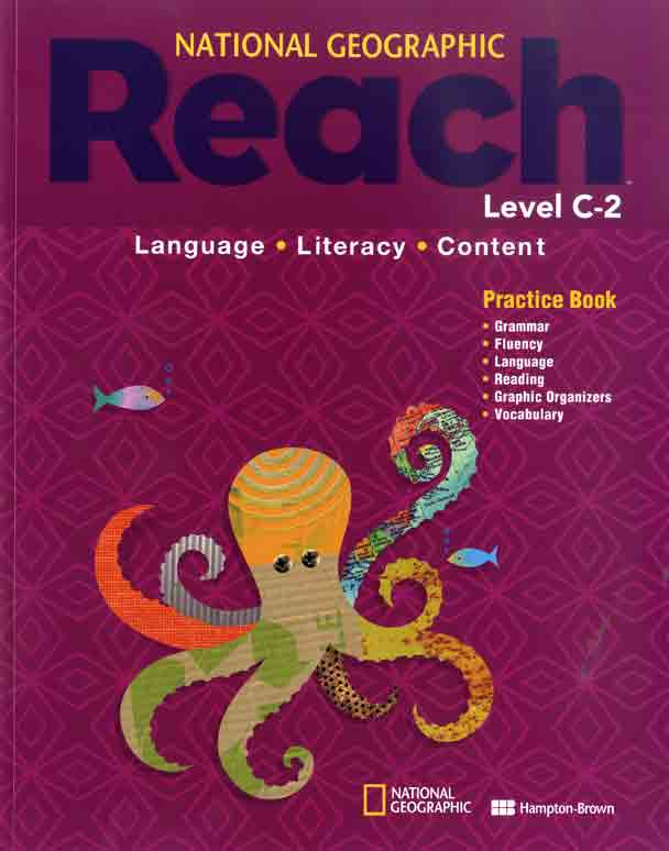 Reach Level C-2 Practice Book