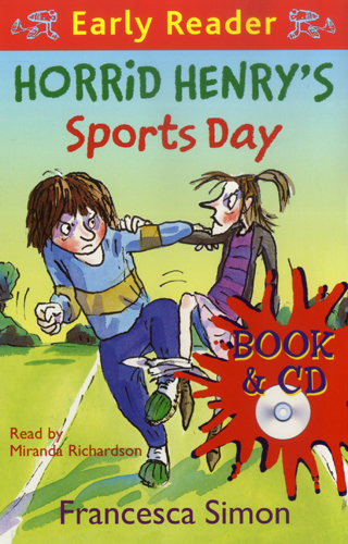 Early Readers Horrid Henry's Sports Day (B+CD)