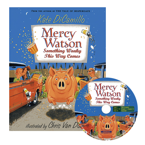 Thumnail : Mercy Watson: Something Wonky this Way Comes B+CD