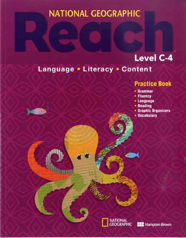 Reach Level C-4 Practice Book