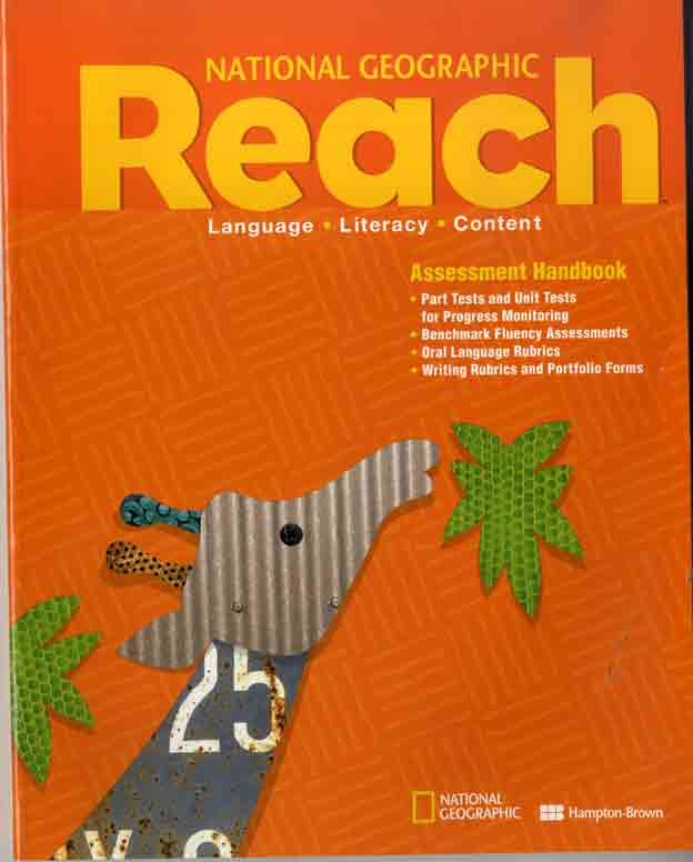 Reach Assessment Handbooks Level B