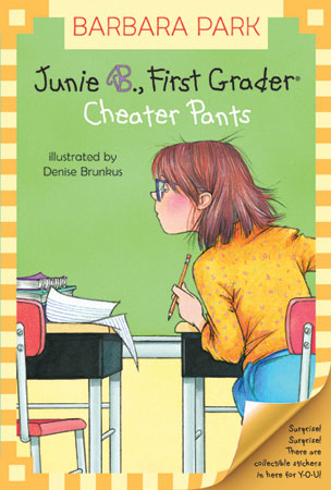Thumnail : #21 Junie B. Jones Cheater Pants