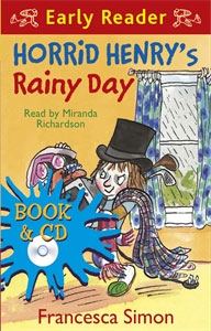 Early Readers Horrid Henry's Rainy Day (B+CD)