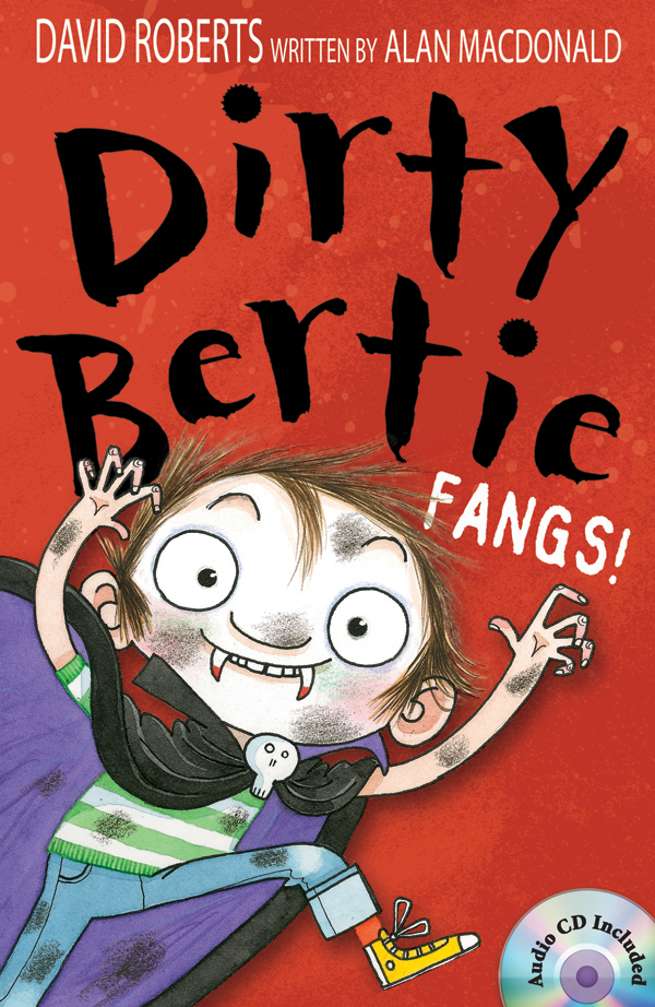 Thumnail : Dirty Bertie: Fangs! (B+CD)