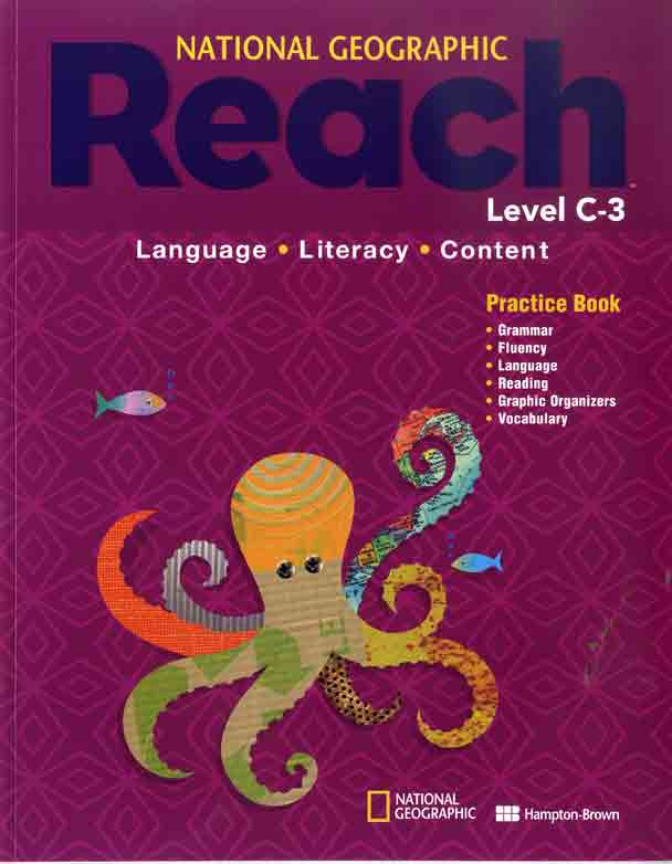 Reach Level C-3 Practice Book