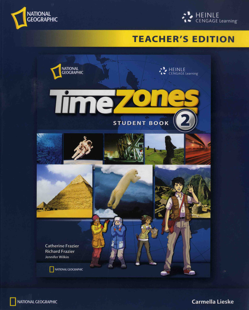 Time Zone Level 2 Teacher's Edition