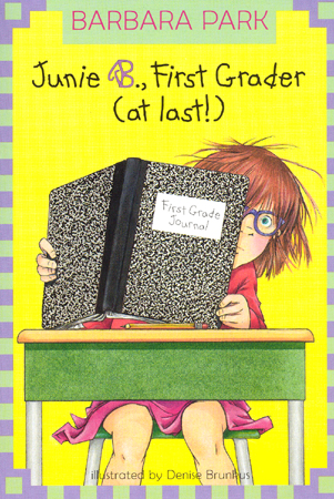 Thumnail : #18 Junie B. Jones First Grader (at last!)