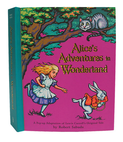 Alice's Adventures in Wonderland Pop-up 대표이미지
