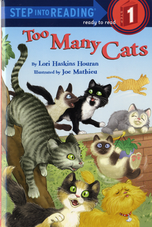 Thumnail : Step Into Reading 1 Too Many Cats