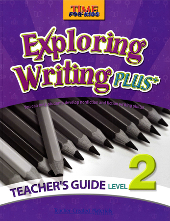 Time for Kids:Exploring Writing Plus T/G Level 2