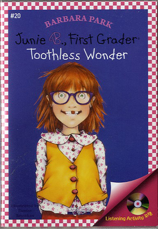 Thumnail : Junie B. Jones #20:First Grader (Toothless Wonder) (B+CD)