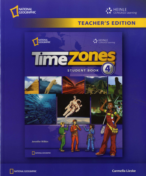 Time Zone Level 4 Teacher's Edition