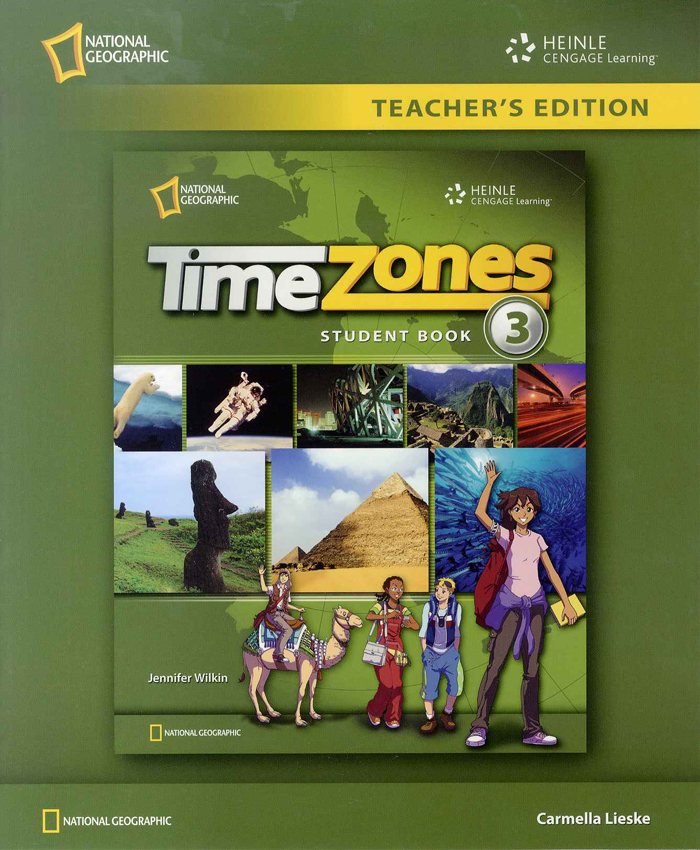 Time Zone Level 3 Teacher's Edition