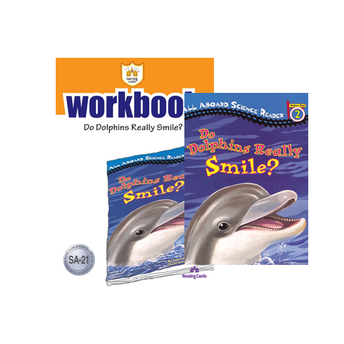 러닝캐슬 SA-21-Do Dolphins Really Smile? (SB+WB)