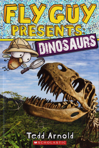Fly Guy Presents: Dinosaurs (PB)