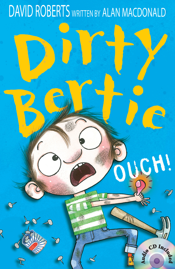 Thumnail : Dirty Bertie: Ouch! (B+CD)