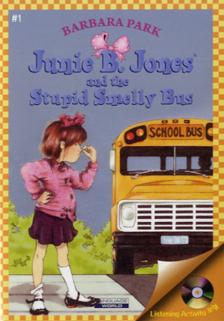 Thumnail : Junie B. Jones #01:and the Stupid Smelly Bus (B+CD)