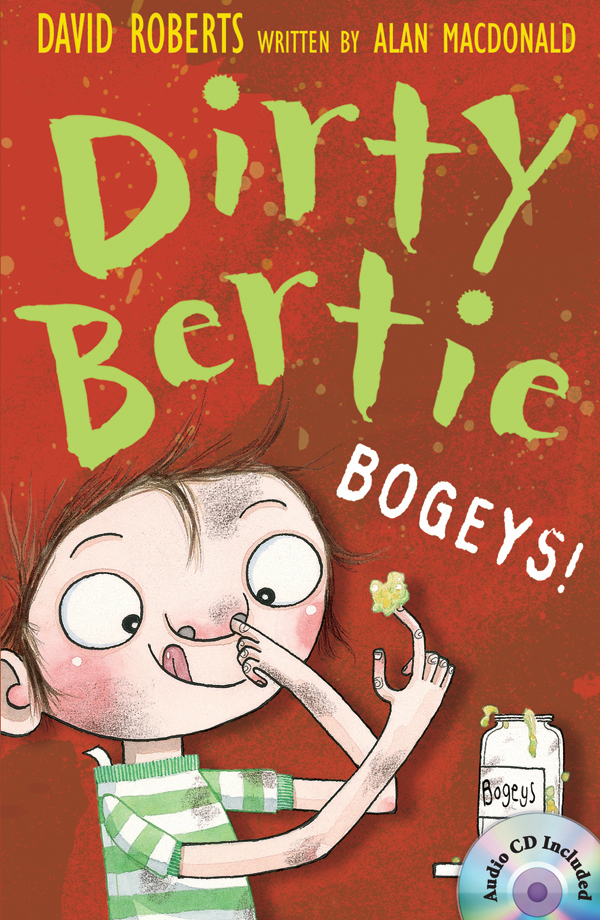 Thumnail : Dirty Bertie: Bogeys! (B+CD)