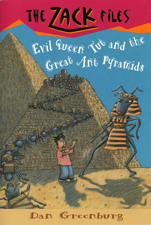 The Zack Files 16:Evil Queen Tut and the Great Ant Pyramids