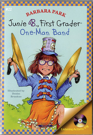Thumnail : Junie B. Jones #22:First Grader (One-Man Band) (B+CD)