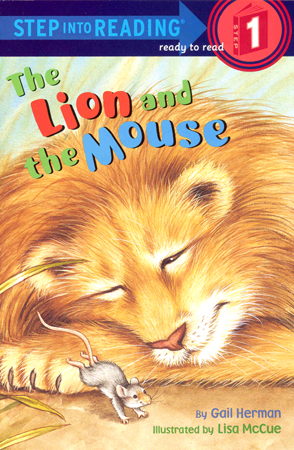 Thumnail : Step Into Reading 1 The Lion and the Mouse