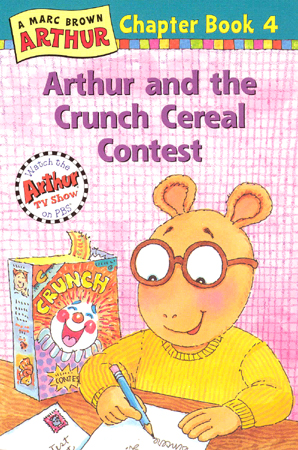 Arthur Chapter Book #4 : Arthur and the Crunch Cereal Contest 대표이미지