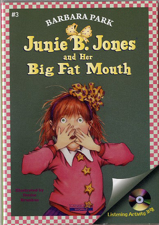 Thumnail : Junie B. Jones #03:and her Big Fat Mouth (B+CD)