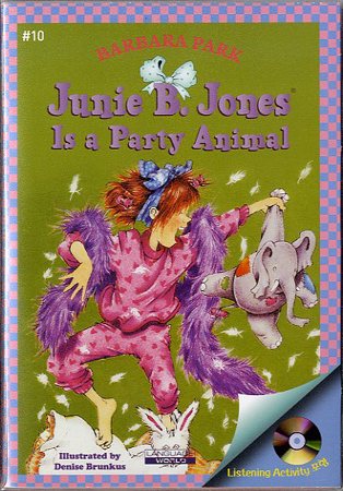 Thumnail : Junie B. Jones #10:Is a Party Animal (B+CD)