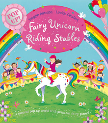 Fairy Unicorn Riding Stables: Pop Up!    대표이미지