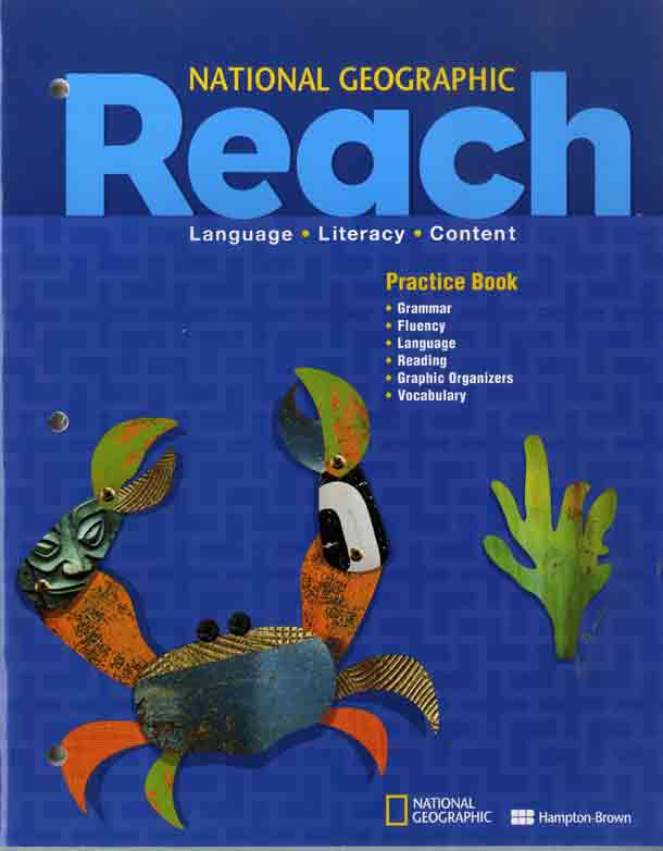 Reach Level F Practice Book