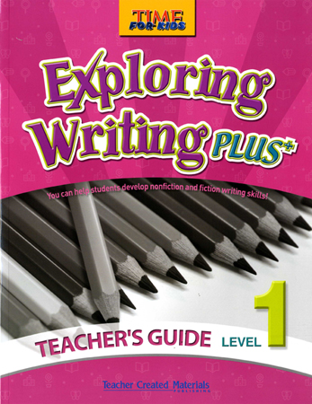 Time for Kids:Exploring Writing Plus T/G Level 1