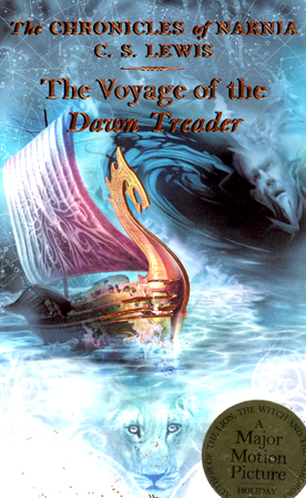 The Chronicles of Narnia #5 : The Voyage of the Dawn Treader