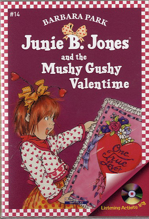 Thumnail : Junie B. Jones #14:and the Mushy Gushy Valentime (B+CD)