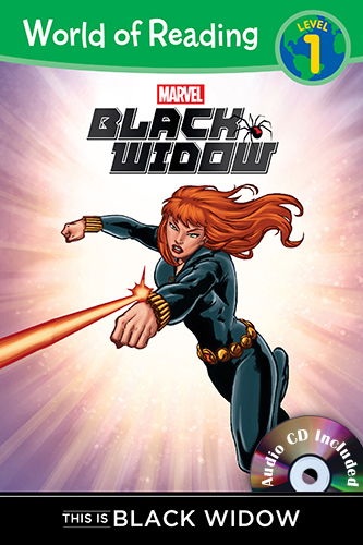 This is Black Widow (Level 1) B+CD