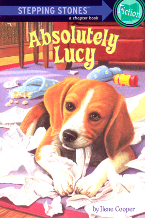 Stepping Stones Fiction : Absolutely Lucy