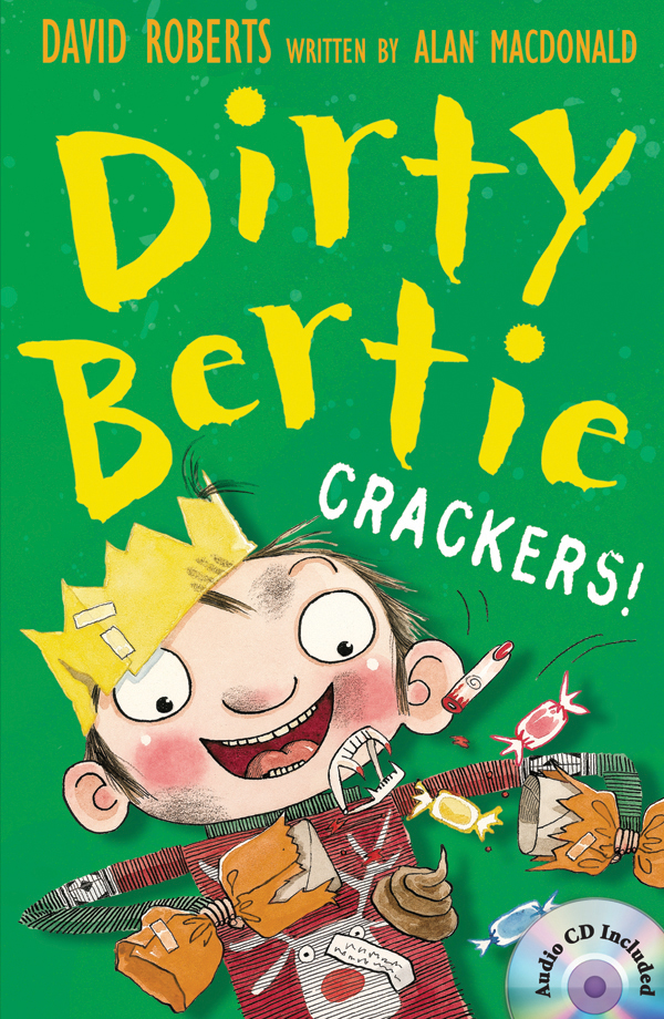 Thumnail : Dirty Bertie: Crackers! (B+CD)