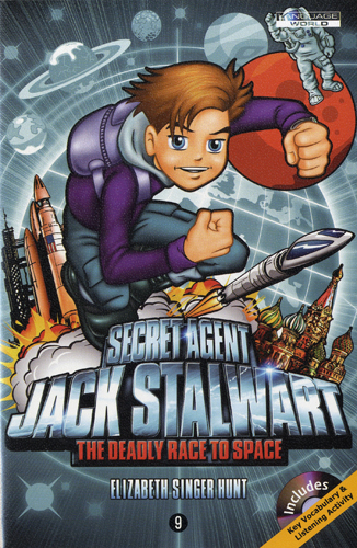 Thumnail : Secret Agent Jack Stalwart #9:The Deadly Race to Space: Russia (B+CD)