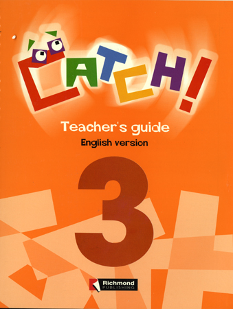 CATCH! G3 Teacher's Guide