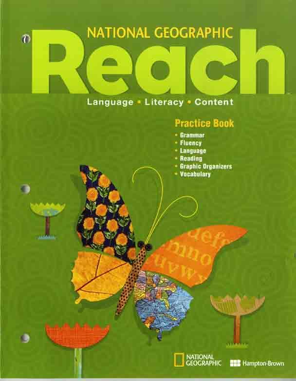 Reach Level E Practice Book