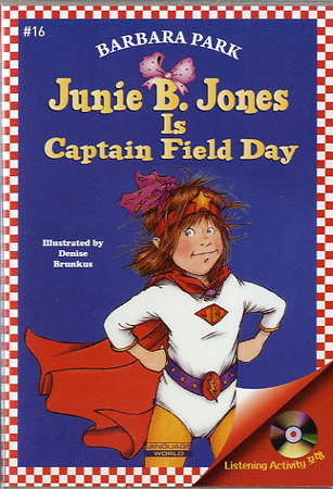 Thumnail : Junie B. Jones #16:Is Captain Field Day (B+CD)