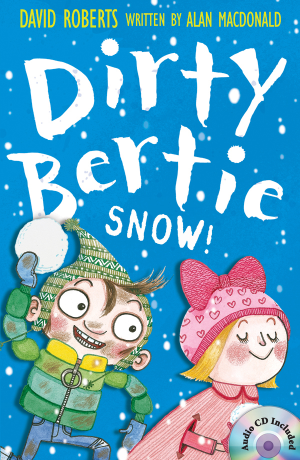 Thumnail : Dirty Bertie: Snow! (B+CD)