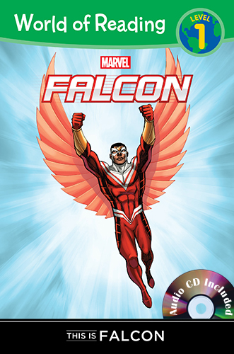 This is Falcon (Level 1) B+CD