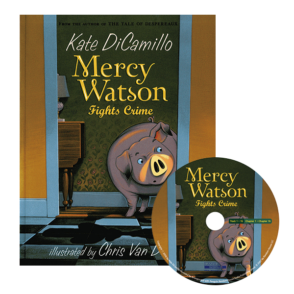 Thumnail : Mercy Watson: Princess in Disguise B+CD