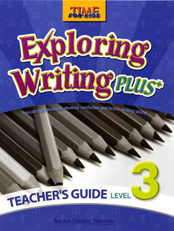 Time for Kids:Exploring Writing Plus T/G Level 3