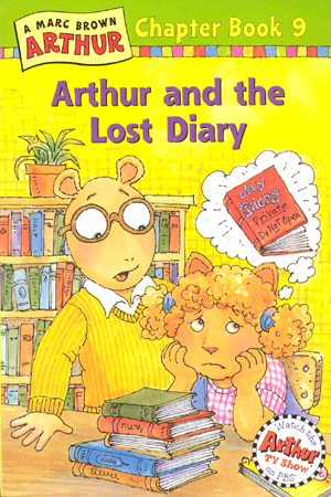 Arthur Chapter Book #9 : Arthur and the Lost Diary
