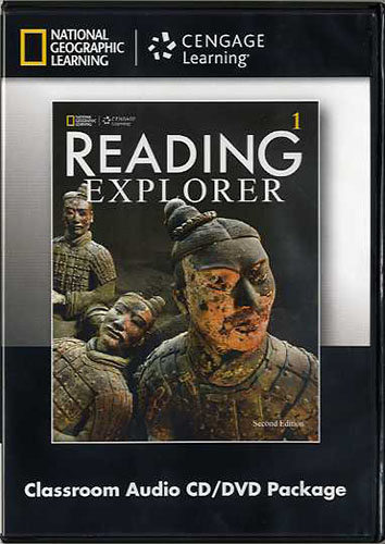 READING EXPLORER 2/E 1 DVD/AUDIO