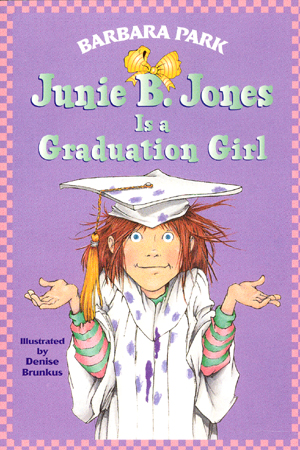 Thumnail : #17 Junie B. Jones Is a Graduation girl