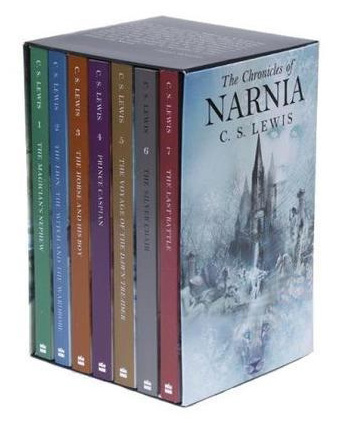 The Chronicles of Narnia Full Set [1~7]