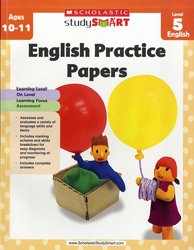 study Smart English practice papers L5