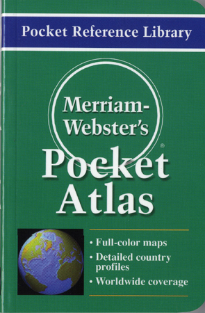 Merriam-Webster´s Pocket Atlas